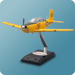 Beechcraft T-34B Mentor Premium Plus Scale Model